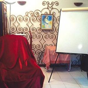 Séance de coaching à St Didier de Formans